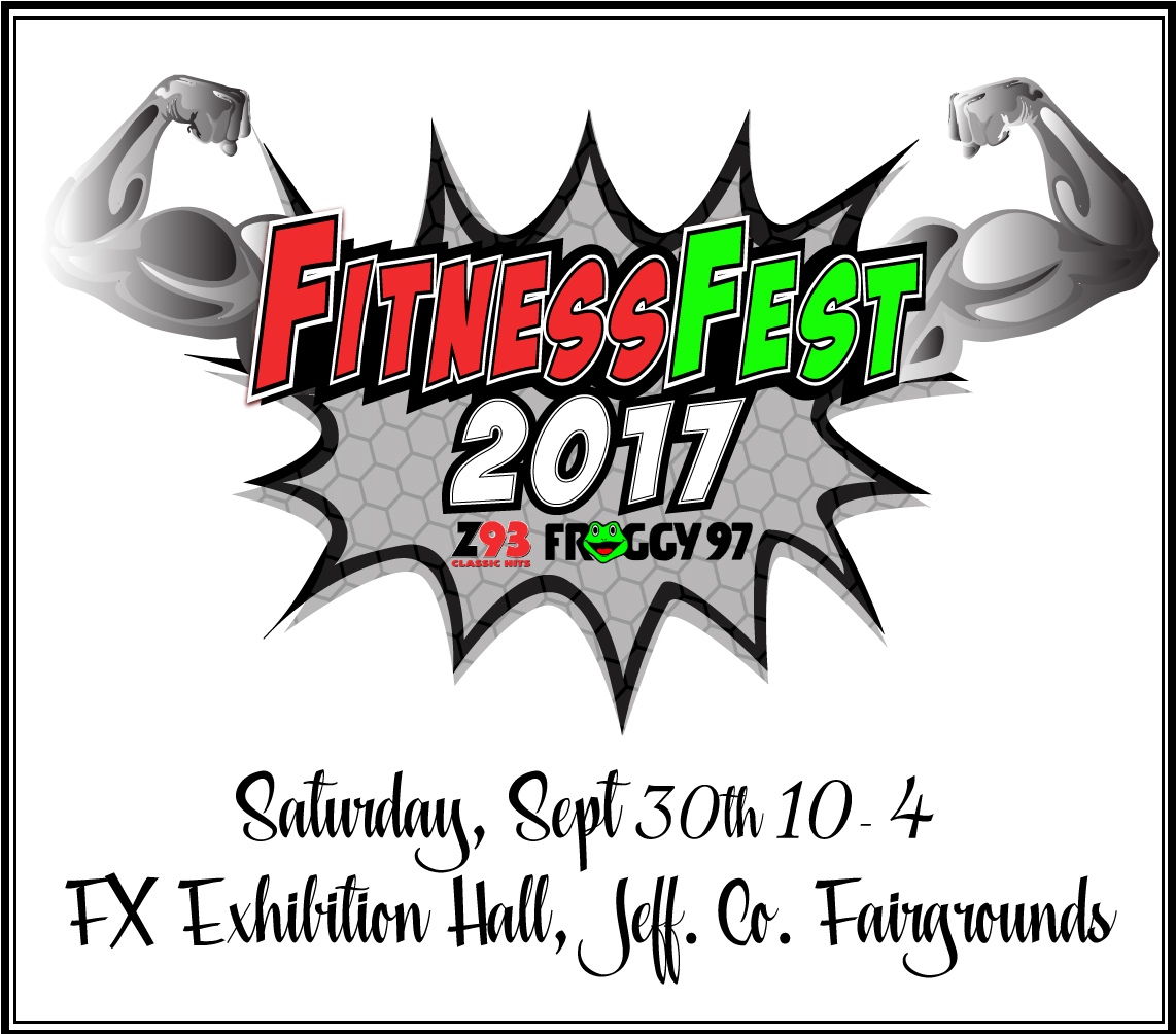Black n whitefitness fest 2017jpeg
